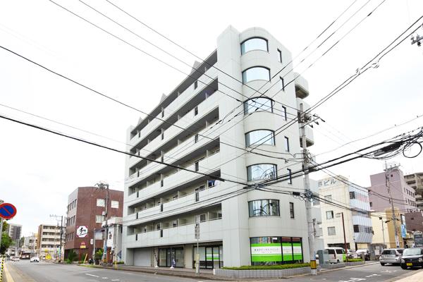 水戸市役所すぐそばの歯科医院