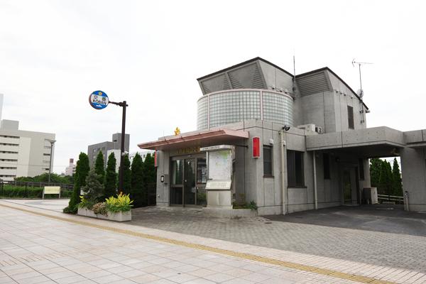 水戸駅南口交番